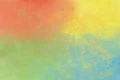 Abstract background. Abstract colorfull background / digital painting Stock Photo