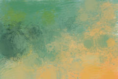 Abstract background. Abstract colorfull background / digital painting Royalty Free Stock Image