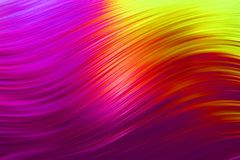 Abstract background. Colorfull abstract background, wavy lines Stock Photography