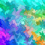 Abstract background. Abstract coloring background of the pastels gradient with visual mosaic,plastic wrap and wave effects,good for your project design Stock Images