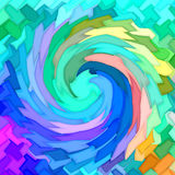 Abstract background. Abstract coloring background of the pastels gradient with visual mosaic,spherize,twirl and wave effects,good for your project design Vector Illustration