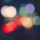 Abstract background Colour lights Stock Photo