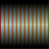 Abstract background from coloured stripes. Illustration Royalty Free Stock Image