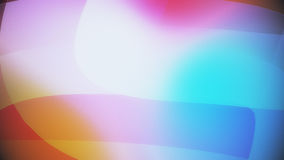 Abstract background from colourful huge shapes. Glassy and transparent surfaces Royalty Free Stock Image