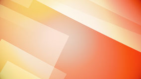 Abstract background from colourful huge shapes. Glassy and transparent surfaces Stock Image