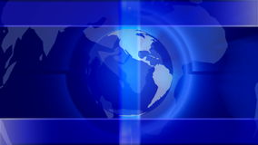 Abstract background for communication and news stock footage