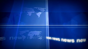 Abstract background for communication and news stock video