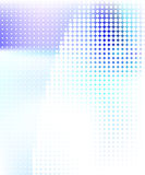 Abstract background composite. Abstract background illustration - white dots texture Royalty Free Stock Image