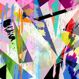 Abstract Background Composition Royalty Free Stock Photography