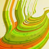 Abstract background, colorful elements. Abstract background, composition colorful elements Stock Image