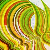 Abstract background, colorful elements. Royalty Free Stock Photos