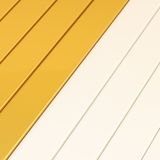 Abstract background composition. Striped white and golden surface as a background composition Royalty Free Stock Photography