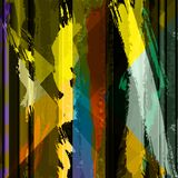 Abstract background composition Royalty Free Stock Photos