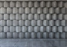 Abstract background of the concrete Royalty Free Stock Photo