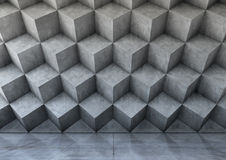 Abstract background of the concrete Royalty Free Stock Photography