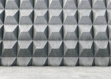 Abstract background of the concrete Royalty Free Stock Image