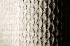 Abstract background of a concrete wall. light and shadow Royalty Free Stock Image