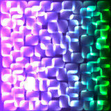 Abstract background consisting of triangles. 2 Royalty Free Stock Photo