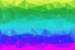 Abstract background consisting of triangles. A bstract background consisting of triangles. Pattern triangles background for your design, printing and Stock Illustration