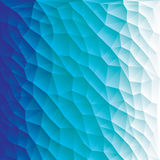 Abstract background consisting of triangles. Eps 10  illustration Royalty Free Stock Images