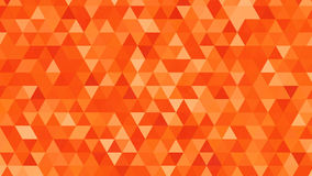 Abstract background consisting of triangles. Abstract background consisting of orange triangles of stock illustration