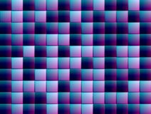 Abstract  multicolored gradient pattern. Abstract  background, contemporary multicolored decorative square gradient pattern Royalty Free Stock Image