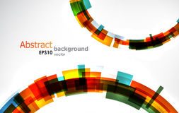 Abstract background. Abstract cool colorful background. EPS10 vector image Stock Photo