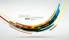 Abstract background. Cool dynamic colored abstract background. EPS10 Royalty Free Stock Images