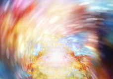Abstract background with cosmic energy swirling effect, colorful dynamic movement. Abstract background with cosmic energy swirling effect, colorful dynamic vector illustration