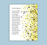 Abstract background for cover design,brochures,magazine. Template business report.Colored rectangles on a white background Stock Photos