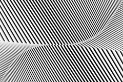 Abstract background crossed black and white boxes Stock Photos