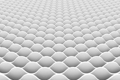 Abstract background crossed black and white boxes Stock Image