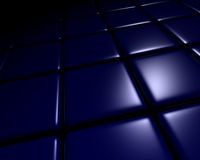 Abstract background - cubes Stock Image