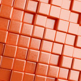 Abstract background with cubes Royalty Free Stock Images