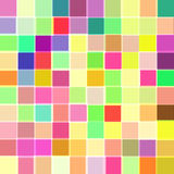Abstract background with cubes of different colors. Raster. Raster Stock Images