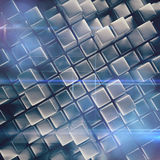 Abstract background of cubes Royalty Free Stock Image