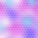 Abstract background with cubes. Seamless pattern Royalty Free Stock Photo