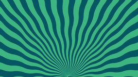 Abstract background from curved green and blue lines royalty free illustration