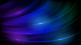 Abstract background of curved lines Stock Photo