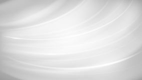 Abstract background of curved lines. With glares in white and gray colors vector illustration