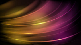 Abstract background of curved lines Royalty Free Stock Photos