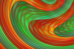 Abstract Background. With curved stripes Vector Illustration