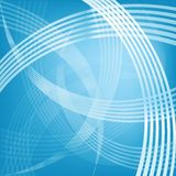 Abstract background with  curves Stock Images