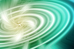 Abstract background with cyclone lighting Stock Photo