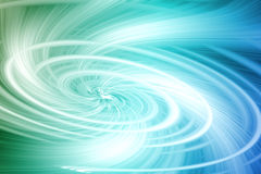 Abstract background with cyclone  lighting Stock Photography
