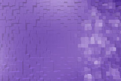 Abstract background of 3d blocks Royalty Free Stock Image