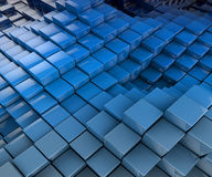 Abstract background - 3D Illustration Stock Photos