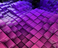 Abstract background - 3D Illustration Royalty Free Stock Images