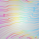 Abstract background with 3D pink and blue lines. EPS10 Vector illustration. Abstract background with 3D pink and blue lines. EPS10 Vector Stock Illustration