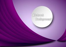Abstract background 3d purple. Abstract background 3d concept Stock Photos